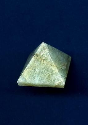 Aquamarine Gemstone Pyramid #5