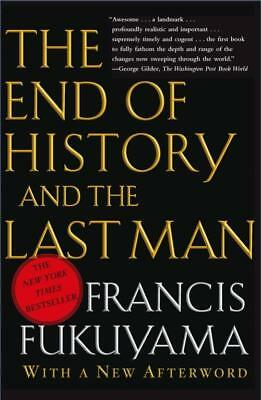 The End Of History And The Last Man - Fukuyama, Francis - New Paperback Book
