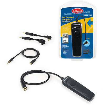 Hahnel Remote Shutter Release for Olympus & Panasonic (HROP280)