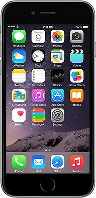 New Apple iPhone 6 16GB 4G LTE Factory Unlocked Space Gray Smartphone