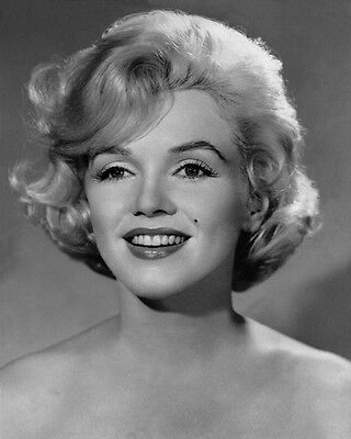 1952 American Actress MARILYN MONROE 8x10 Photo Print Celebrity Model Poster