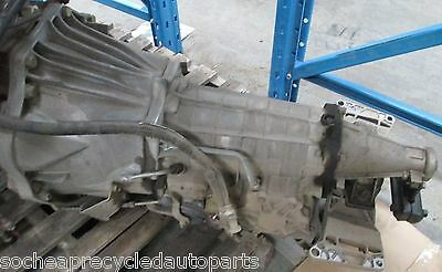 Ford Falcon Ba 2003 Auto Transmission 4 Speed For 6 Cylinder 4.0 Lt +  Warranty