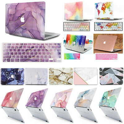 """2in1 Matte/ Quicksand Hard Case+Keyboard Cover for MacBook Air 11""""13""""/ Pro 13"""""""