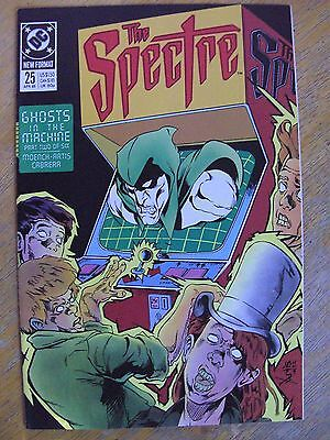 Lot of 4 Vintage DC The Spectre #25 and #26
