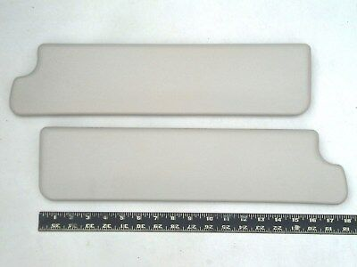 57 58 FORD RETRACTABLE FRONT ROOF FLAPPER TO REAR ROOF BUMPERS NEW