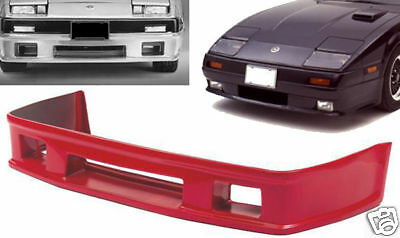 84-85 300ZX Z31 Xenon Urethane Front Bumper Air Dam Valance Unpainted NEW 3131