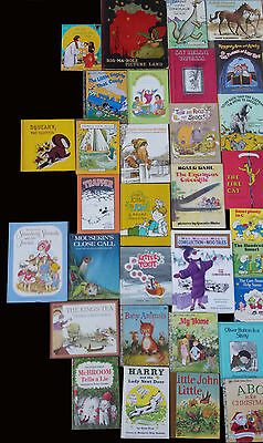 LOT of 60+ of Assorted Vintage 1970's Children's Books