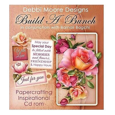 Debbi Moore Designs Build A Bunch Papercrfting Inspirational CD Rom (324170)