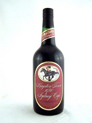 1977 Vintage Horse Port KINGSTON TOWN 1980 SYDNEY CUP SERIES 1 F Isle of Wine