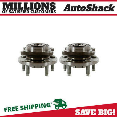 Prime Choice Auto Parts HB613305PR Front Hub Bearing Assembly Pair