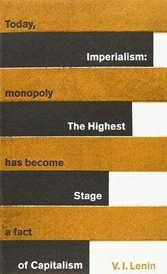 Imperialism: The Highest Stage of Capitalism 9780141192567 by Vladimir Lenin
