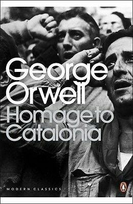 Homage to Catalonia 9780141183053 by George Orwell, Paperback, BRAND NEW