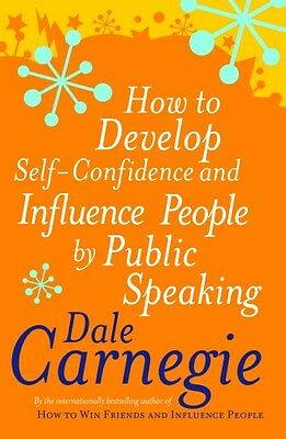 How to Develop Self-confidence 9780749305796 by Dale Carnegie, Paperback, NEW