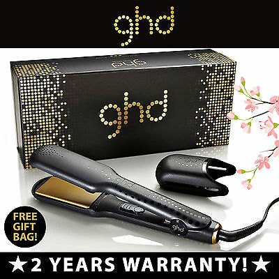 GHD Hair Straightener - V Gold MAX • New • Genuine • 2 Years Warranty