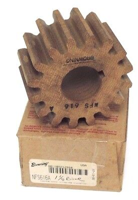 Nib Browning Nfs616A Spur Gear 1-1/8'' Bore
