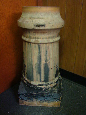 Antique Chimney Pot Architectural Salvage For Garden Landscaping Z