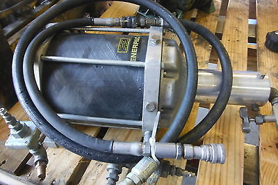 Enerpac  B3308  Cm4C Booster Pump  Used