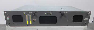 Wohler Amp2A Audio Monitor