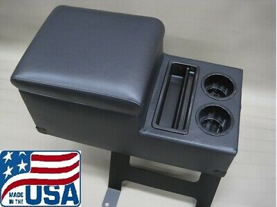 07-14 Chevy Tahoe PPV or SUV Truck Police Black Medium Duty Center Console Kit