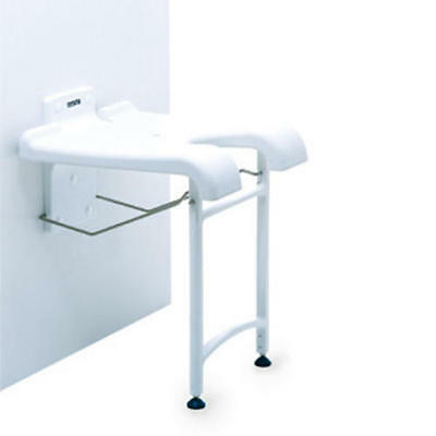 Invacare Sansibar Wall Mounted Folding Shower Seat