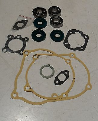 Puch Maxi N S x30-a Engine 1 G Gasket Set Overhaul Kit