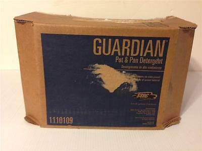 Guardian Pot & Pan Detergent Ssdc 1110109 2 Us Gallons Case New Ecolab
