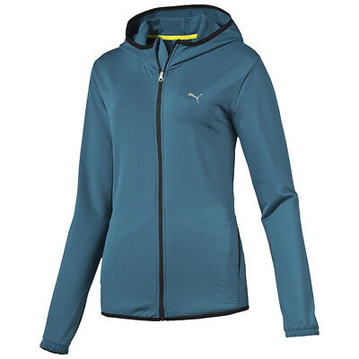 Puma Trainingsjacke WT Loose Jacket | Damen hellblau