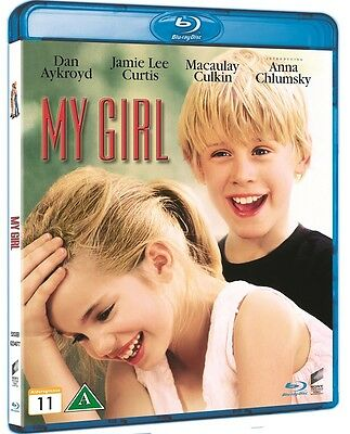 My Girl (4K Mastered) NEW/Factory Sealed Blu Ray