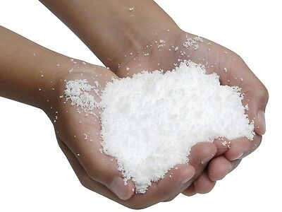 Christmas Instant Magic Snow Artificial Just Add Water Fake Real Snow Flakes
