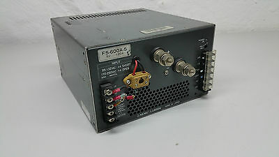 Nemic Lambda FS-600A-5 PSU Power Supply Netzteil 5V 120A