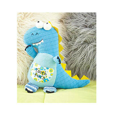 Dinosaur Tooth Fairy Pillow for Kids - Children's - Boys