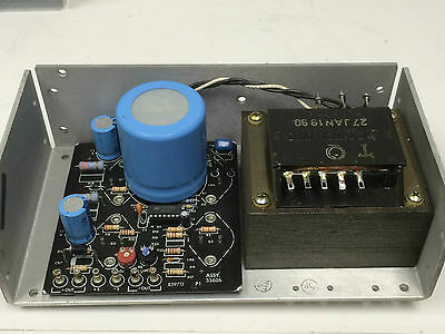 Power One, HD24-4.8-A,  24VDC 4.8A Regulated Power Supply