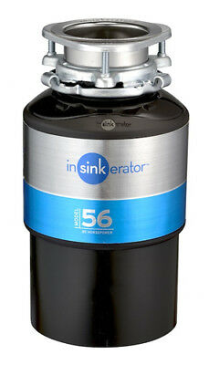 Insinkerator ISE Model 56 Food Waste Disposal Unit with Built in Air Switch