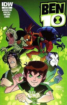 BEN 10 #1 New Bagged