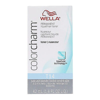 Wella Color Charm Toner T14 Pale Ash Blonde