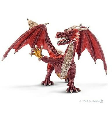schleich 70512 DRAGON WARRIOR toy collectable NEW!! all new 2015 realeses!!