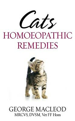 Cats: Homoeopathic Remedies 9781844131945 by George MacLeod, Paperback, NEW