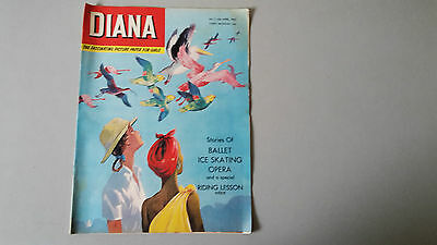 DIANA COMIC No. 7 from 1963