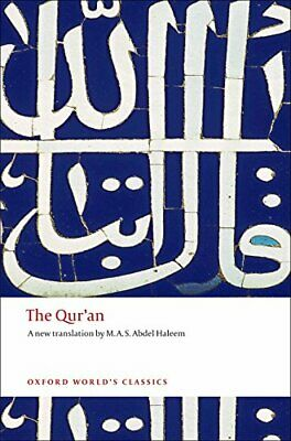 The Quran (Oxford Worlds Classics) by  New Paperback Book