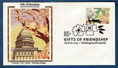 Colorano 4983 Gifts of Friendship Capitol Building Cherry Blossom Dogwood Cover