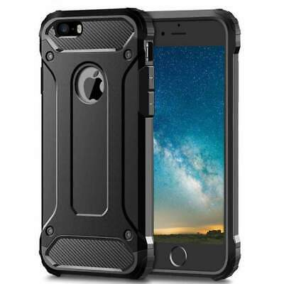 Luxury Back Cover for iPhone SE 5S 5 Protector Hard Armor Case