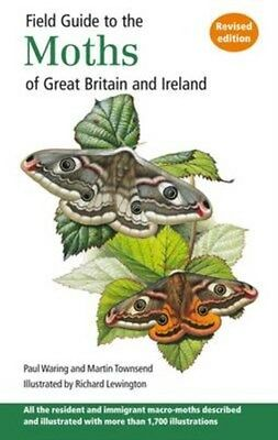 Field Guide to the Moths of Great Britain and Ireland 9780953139996, Hardback