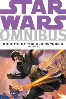 Star Wars Omnibus: Knights of the Old Republic v. 3 9781783293100, Miller, NEW