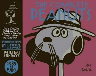 Complete Peanuts 1985-1986:  Volume 18 9781782115151 by Charles M. Schulz, NEW