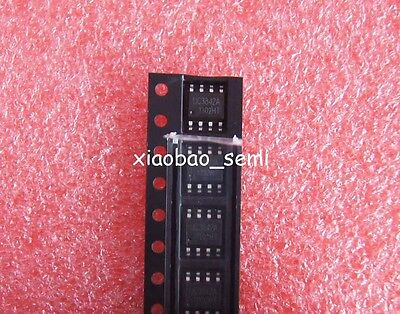 10pcs UC3842A UC3842AN Current Mode PWM Controller IC SOP-8