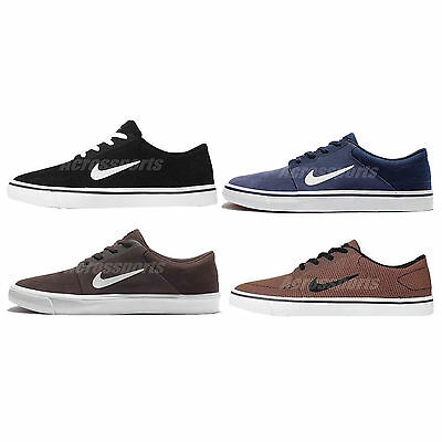 Nike SB Portmore CNVS Canvas Mens Skateboard​ing Shoes Sneakers Trainers P