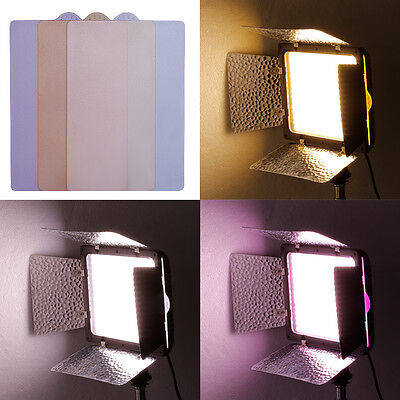 Bestlight W300 LED Photo Studio Barndoor Continuous Output Lighting Panel Light