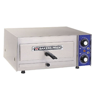 Bakers Pride PX-14 Hearthbake Electric Deck Oven
