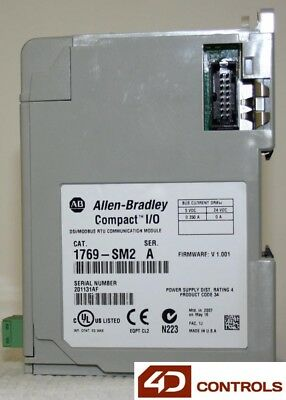 Allen-Bradley 1769-SM2 Compact I/O to DSI Module - Used - Series A