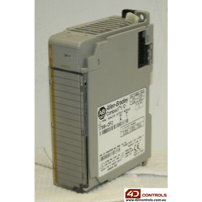 Allen-Bradley 1769-OF2 CompactLogix 2-Ch Analog Current/Voltage Output Module...